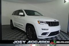 New 2019 Jeep Grand Cherokee HIGH ALTITUDE 4X2 Sport Utility in Pompano Beach, FL