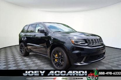 2018 Jeep Grand Cherokee TRACKHAWK 4X4 For Sale/Lease
