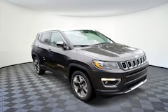 New 2019 Jeep Compass LIMITED FWD Sport Utility in Pompano Beach, FL