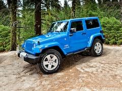 2014 Jeep Wrangler Sport 4x4 SUV