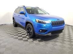 New 2020 Jeep Cherokee ALTITUDE FWD Sport Utility in Pompano Beach, FL