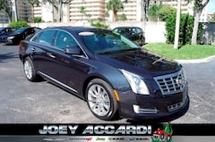 2013 CADILLAC XTS Luxury Sedan 2G61P5S30D9158390