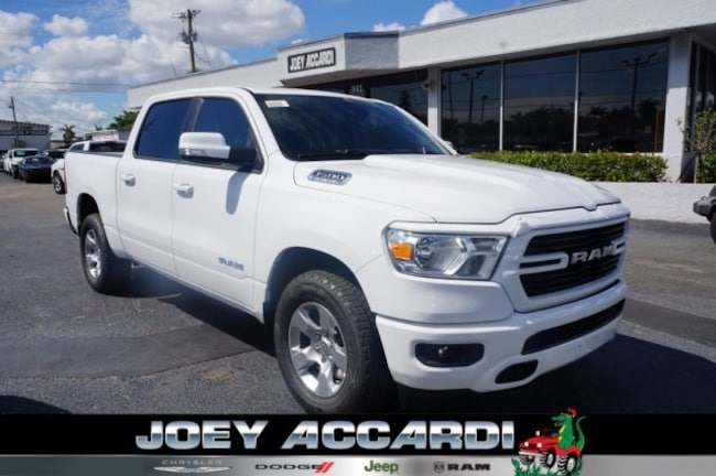 New 2019 Ram 1500 BIG HORN / LONE STAR CREW CAB 4X2 5'7 BOX Crew Cab For Sale/Lease Pompano Beach