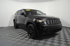New 2020 Jeep Grand Cherokee ALTITUDE 4X2 Sport Utility in Pompano Beach, FL