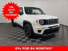 New 2020 Jeep Renegade SPORT FWD Sport Utility in Pompano Beach, FL
