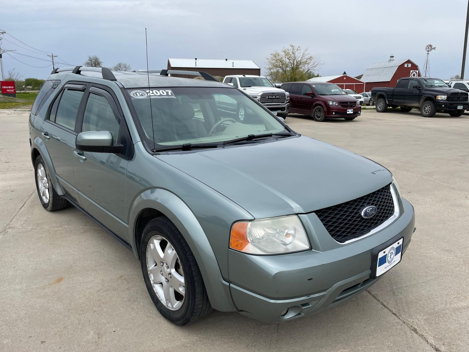 2007 Ford Freestyle Limited Wagon