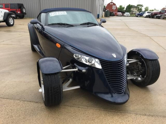 2001 Chrysler Prowler Base Convertible