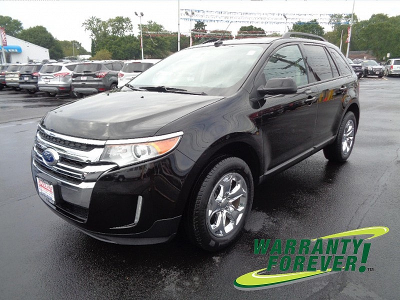 2013 Ford Edge SEL Crossover SUV