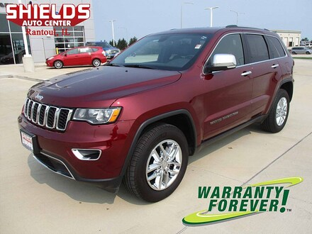 2020 Jeep Grand Cherokee Limited Full Size SUV