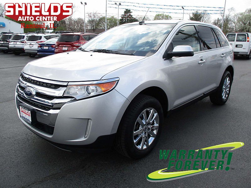 2014 Ford Edge Limited Crossover SUV