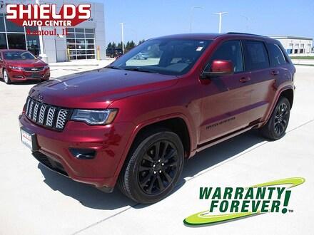 2020 Jeep Grand Cherokee Altitude Full Size SUV