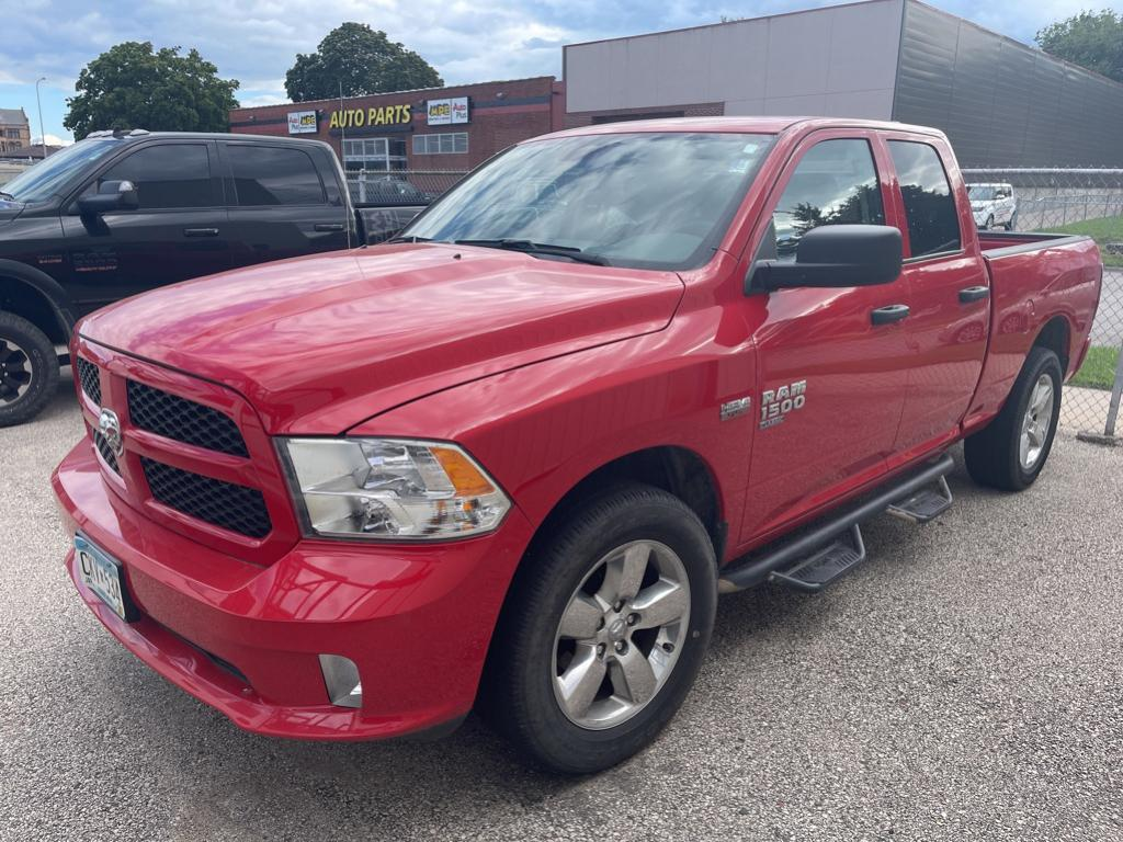 Used 2019 RAM Ram 1500 Classic Express with VIN 1C6RR7FT0KS502027 for sale in Winona, Minnesota