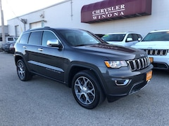 Used Vehicles 2019 Jeep Grand Cherokee Limited SUV in Winona, MN