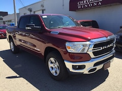 New Vehicles 2020 Ram 1500 BIG HORN CREW CAB 4X4 5'7 BOX Crew Cab in Winona, MN