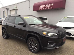 New Vehicles 2021 Jeep Cherokee 80TH ANNIVERSARY 4X4 Sport Utility in Winona, MN