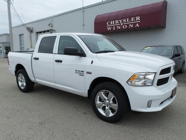 New 2019 Ram 1500 Classic Express Crew Cab 4x4 5 7 Box For Sale