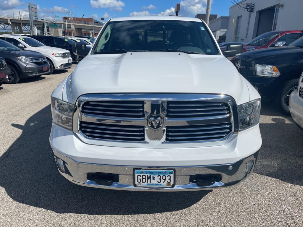 Used 2015 Dodge Ram 1500 Pickup SLT with VIN 1C6RR7LT9FS537529 for sale in Winona, Minnesota