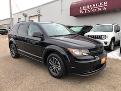 Certified Pre-owned Vehicles 2018 Dodge Journey SE SUV in Winona, MN