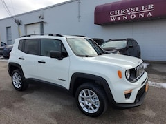 Used Vehicles 2019 Jeep Renegade Sport 4x4 SUV in Winona, MN