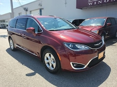 Used Vehicles 2017 Chrysler Pacifica Touring-L Plus Van in Winona, MN