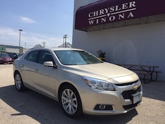 Used Vehicles 2014 Chevrolet Malibu LT w/2LT Sedan in Winona, MN