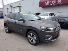 New Vehicles 2020 Jeep Cherokee LIMITED 4X4 Sport Utility in Winona, MN