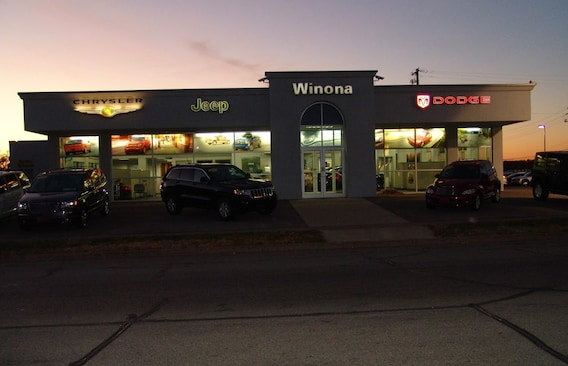Visit Our Parts Department On Your Next Visit To Chrysler Winona!
