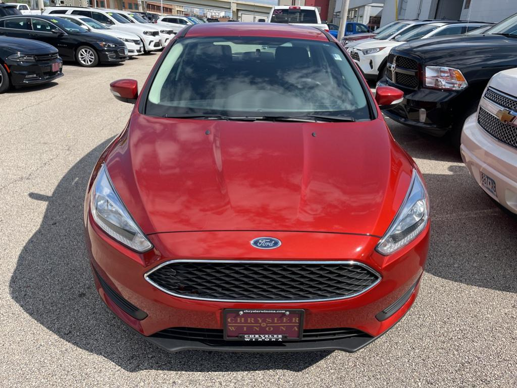 Used 2018 Ford Focus SE with VIN 1FADP3K26JL240981 for sale in Winona, Minnesota
