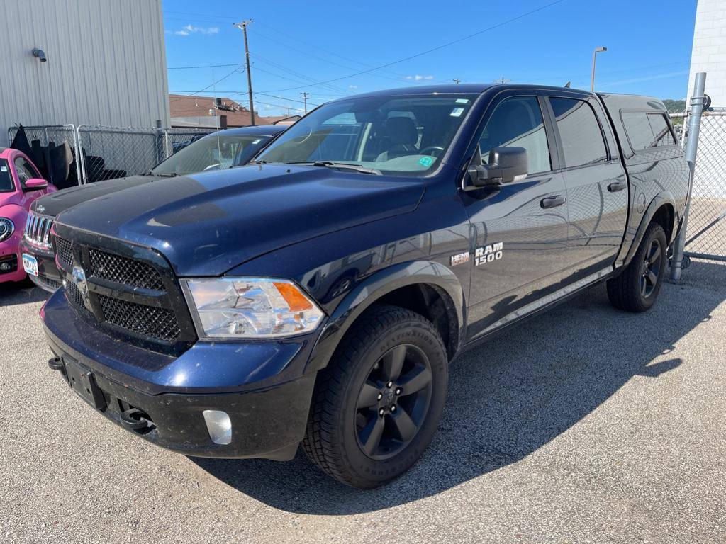 Used 2016 RAM Ram 1500 Pickup Outdoorsman with VIN 1C6RR7LT9GS353905 for sale in Winona, Minnesota