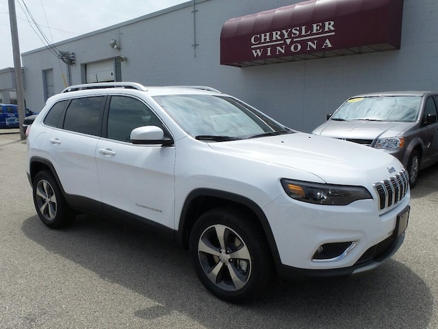 Jeep Dealers Mn >> Chrysler Winona Dealership New 2018 2019 Inventory