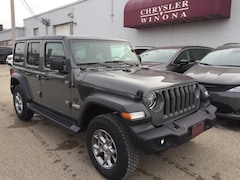 New Vehicles 2020 Jeep Wrangler UNLIMITED FREEDOM 4X4 Sport Utility in Winona, MN