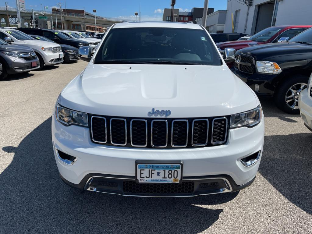 Used 2019 Jeep Grand Cherokee Limited with VIN 1C4RJFBG1KC800485 for sale in Winona, Minnesota