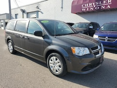 New Vehicles 2020 Dodge Grand Caravan SE (NOT AVAILABLE IN ALL 50 STATES) Passenger Van in Winona, MN