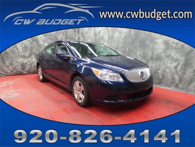 2011 Buick LaCrosse CX Sedan