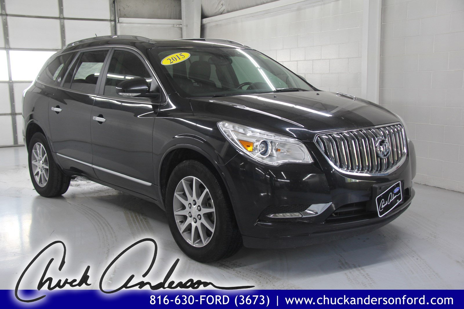 2015 Buick Enclave Leather FWD  Leather