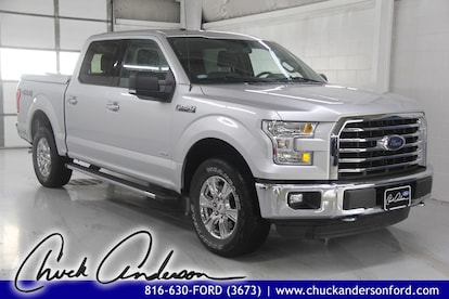 Used 2015 Ford F 150 For Sale At Chuck Anderson Ford Vin