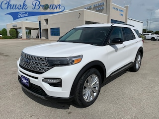 New 2020 Ford Explorer Limited SUV for sale in Schulenburg, TX