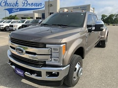 2018 Ford F-350 King Ranch Crew Cab Long Bed Truck