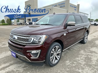 New 2020 Ford Expedition King Ranch MAX SUV for sale in Schulenburg, TX