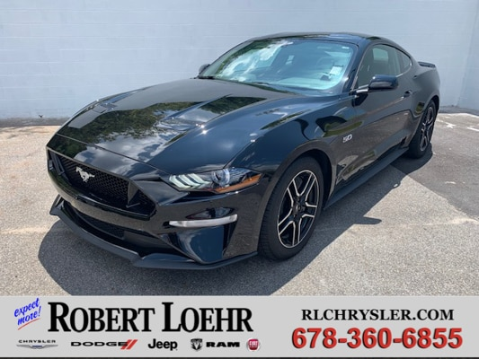 2019 Ford Mustang GT Premium Coupe 1FA6P8CF8K5124288
