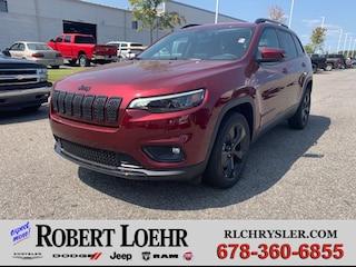 New 2020 Jeep Cherokee ALTITUDE FWD Sport Utility for sale in Cartersville, GA