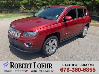 Bargain 2014 Jeep Compass Limited SUV 1C4NJCCB5ED662433 for sale in Cartersville, GA