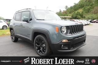 New 2018 Jeep Renegade ALTITUDE 4X2 Sport Utility for sale in Cartersville, GA