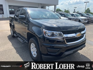 2019 Chevrolet Colorado WT Truck Crew Cab 1GCGTBEN8K1161909 For Sale in Cartersville, GA