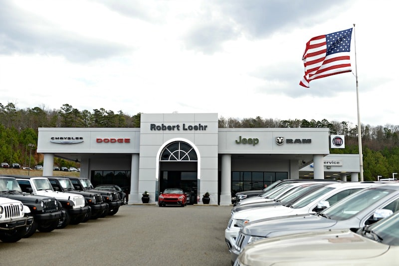 About Robert Loehr Chrysler Dodge Jeep Ram Fiat