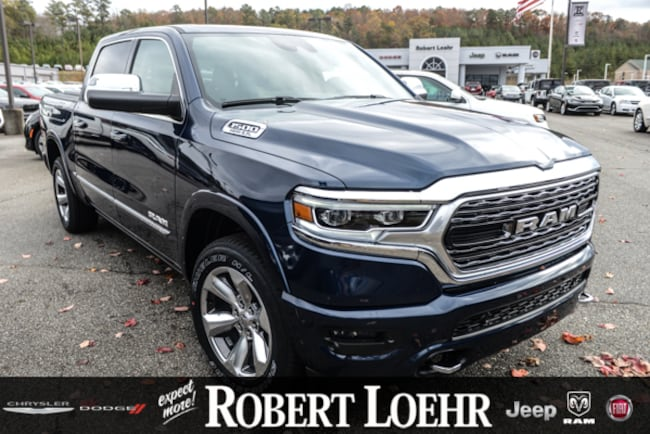 New 2019 Ram 1500 LIMITED CREW CAB 4X4 5'7 BOX Crew Cab for sale in Cartersville, GA