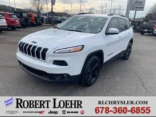 2018 Jeep Cherokee Latitude SUV 1C4PJLCB4JD595634