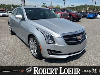 Pre-Owned 2015 CADILLAC ATS 3.6L Luxury Sedan 1G6AB5R33F0127927 for sale in Cartersville, GA