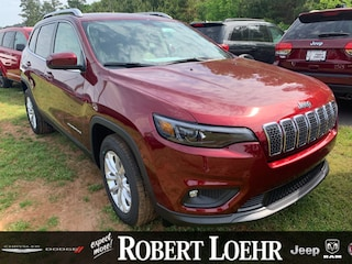New 2019 Jeep Cherokee LATITUDE FWD Sport Utility for sale in Cartersville, GA