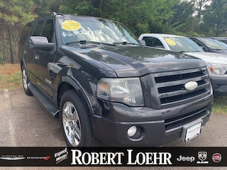 2007 Ford Expedition Limited SUV 1FMFU20567LA93746